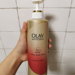 Olay BODYSCIENCE Cleansing and Firming Creme Body Wash