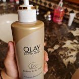 Olay BODYSCIENCE Cleansing and Brightening Creme Body Wash