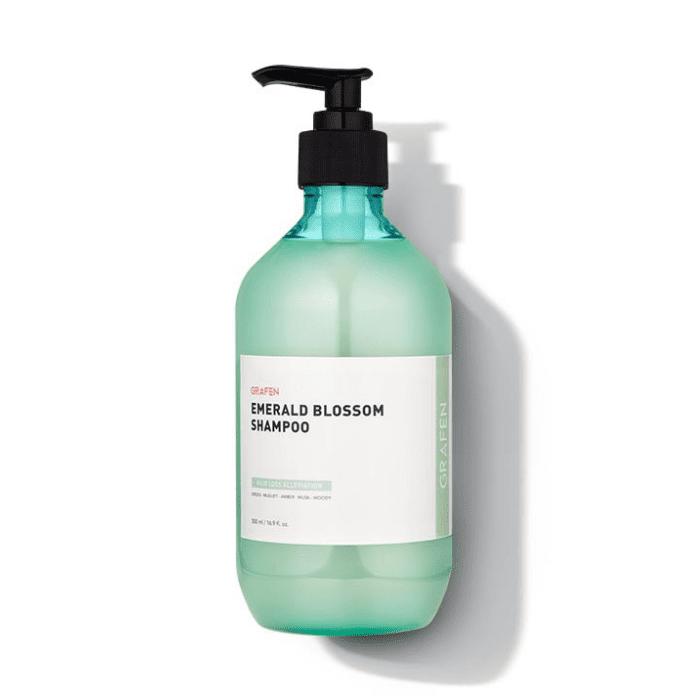 Emerald Blossom Perfume Shampoo