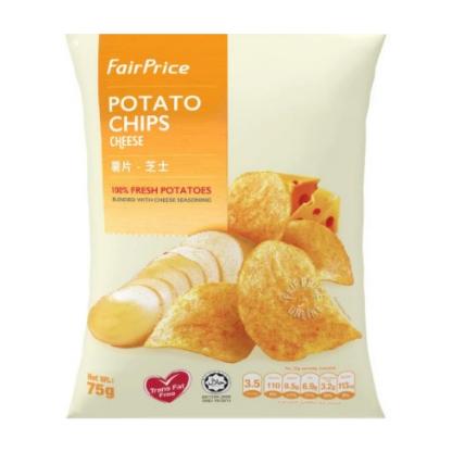Potato Chips - Cheese