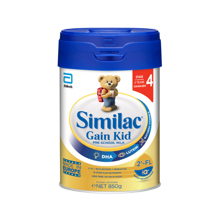 Abbott Gain Kid 2'-FL Stage 4