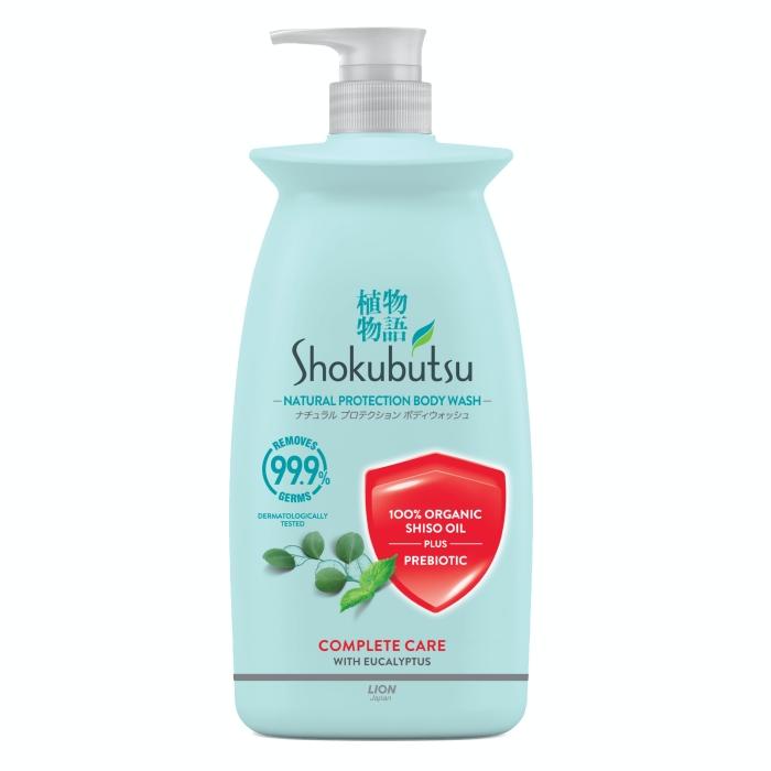 Shokubutsu Natural Protection - Complete Care