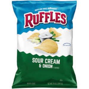 Ruffles Sour Cream & Onion