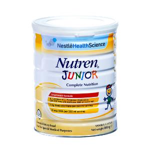 NUTREN® Junior Powder (Vanilla)