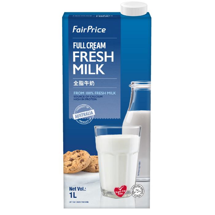 UHT Full Cream Milk
