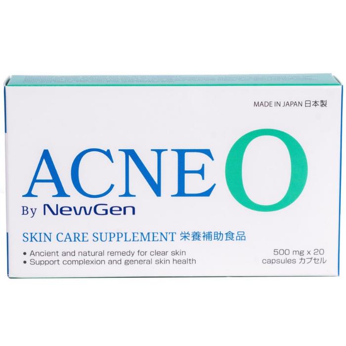 NewGen ACNE O Skin Care Supplement