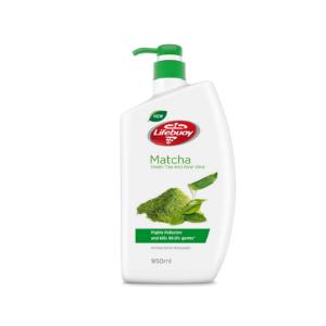 Matcha Green Tea and Aloe Vera Body Wash