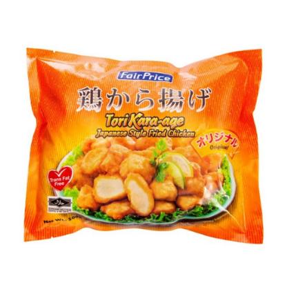 Frozen Tori Karaage Japanese Fried Chicken - Original