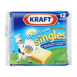 Singles 12'S Cheese