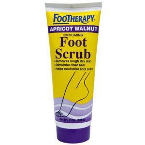 FooTherapy Exfoliating Foot Scrub Apricot Walnut